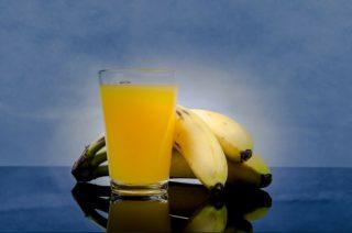 家で美味しいバナナジュースの作り方やコツ